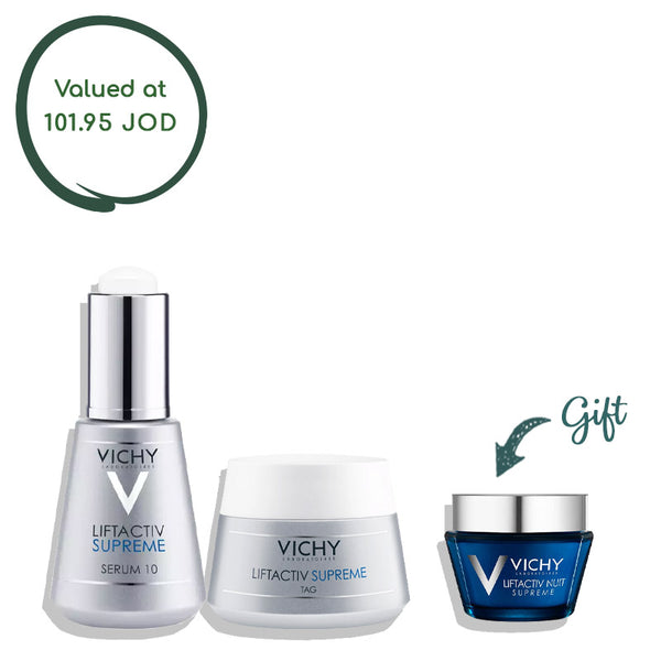 Liftactiv Serum 10 Supreme 30ML + Liftactiv Supreme 50ML + Liftactiv Night Cream 15ML