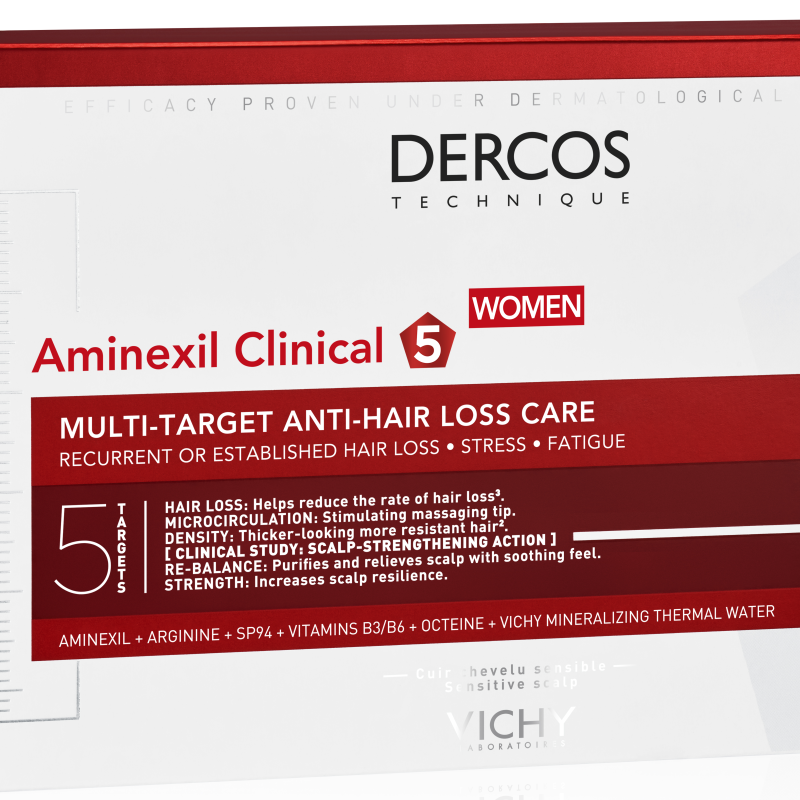Dercos Aminexil Clinical 5 - Women