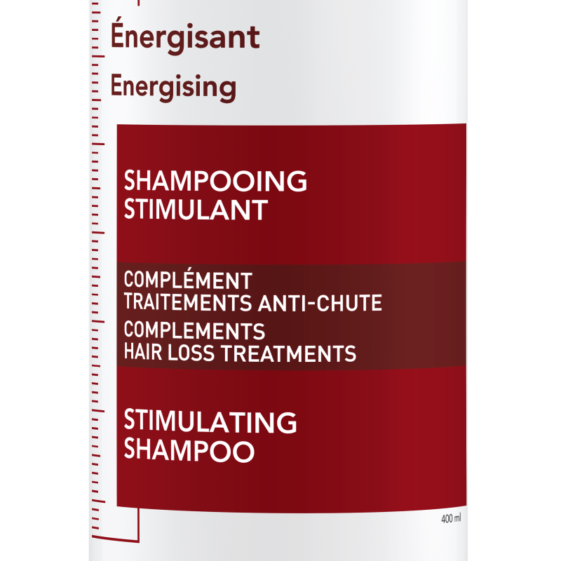 Dercos Energising Shampoo-A Complement To Hair-Loss Treatments