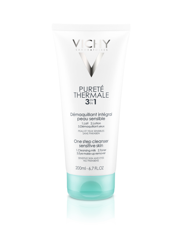 Pureté Thermale 3In1 One Step Cleanser Sensitive Skin 200ML