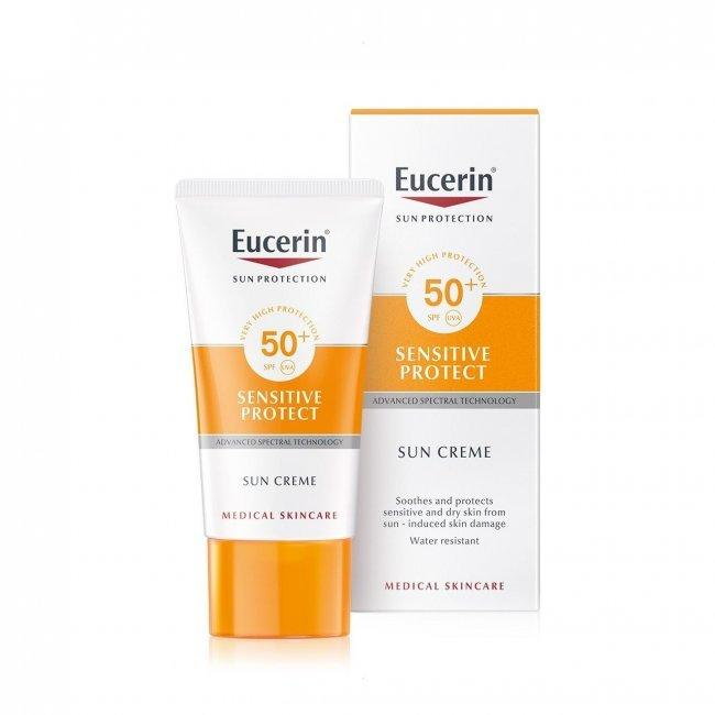 Sun Cream Sensitive Protect SPF50+ 50ML