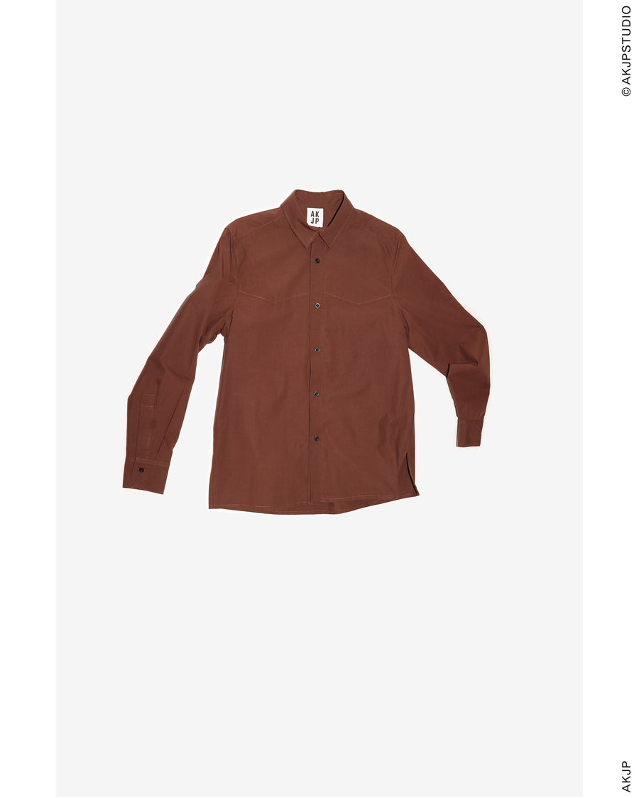 AKJP: Long Sleeve Shirt - Cotton