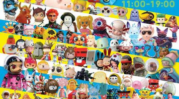 28/7 ToySoul Exhibition - 九龍灣展貿中心3樓  Booth A22