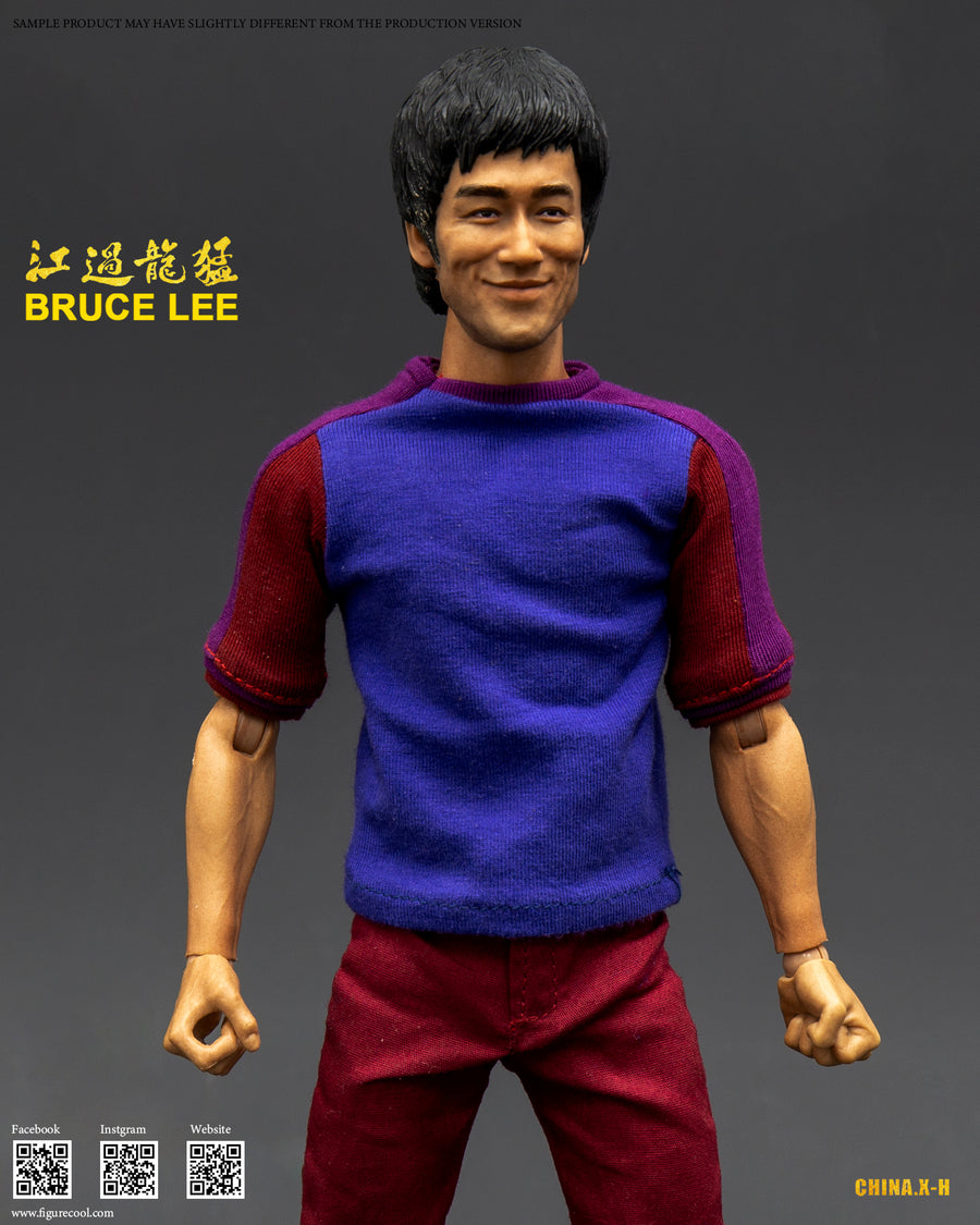 Bruce Lee <<The Way of the Dragon>>