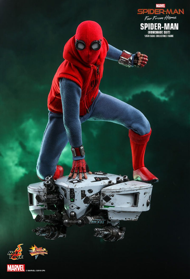 SPIDER-MAN (HOMEMADE SUIT VERSION) 1/6TH SCALE COLLECTIBLE FIGURE