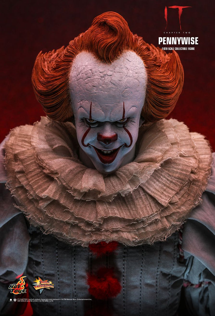 IT CHAPTER TWO PENNYWISE 1/6TH SCALE COLLECTIBLE FIGURE