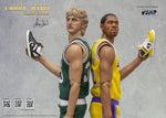 1/6 Bird & Johnson Action Figurine Combo Set (Limited Edition)