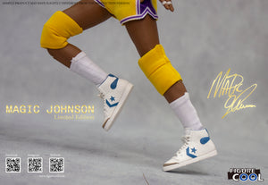1:6 Magic Johnson Limited Edition Action Figurine (1980s Verison)