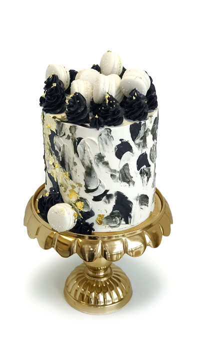 LUXE Painted Cake