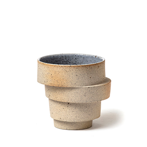 The stacked cup - unglazed (model 1)