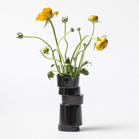 The stacked vase (tall)