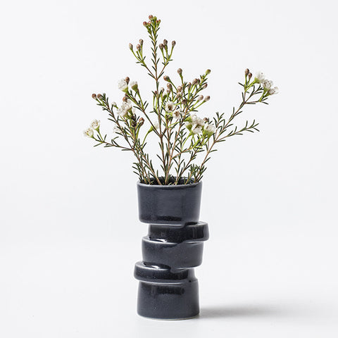 The stacked vase (mini)