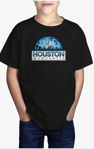 Houston Manzanita Kids T-Shirts