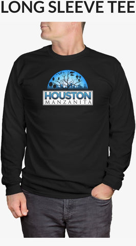 Houston Manzanita Long Sleeve T-Shirts