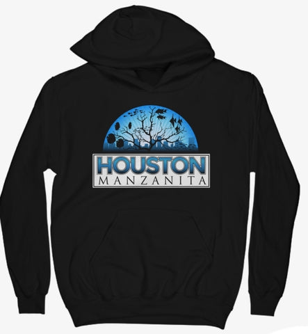 Houston Manzanita Pull Over Hoodies