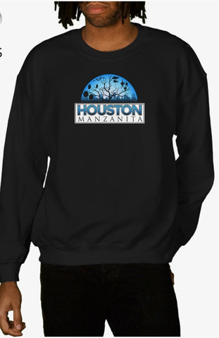Houston Manzanita Pull Over Sweatshirts
