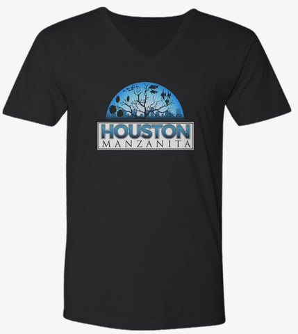 Houston Manzanita V-Necks