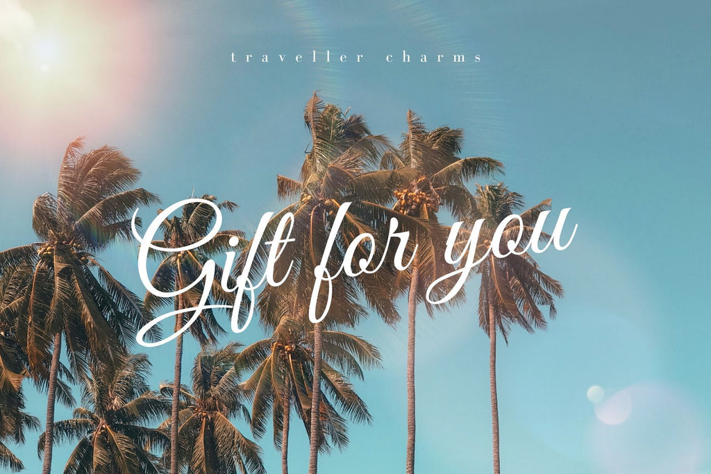 Gift Card - traveller charms (Lukas Schmitz)