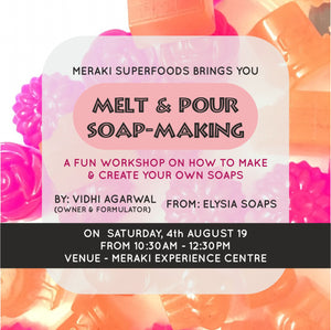 Melt & Pour Soap-Making