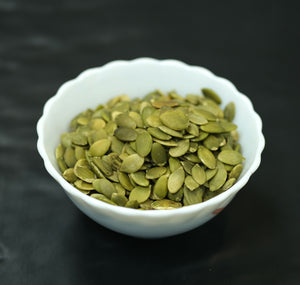 Dry Roasted Pumpkin Seeds