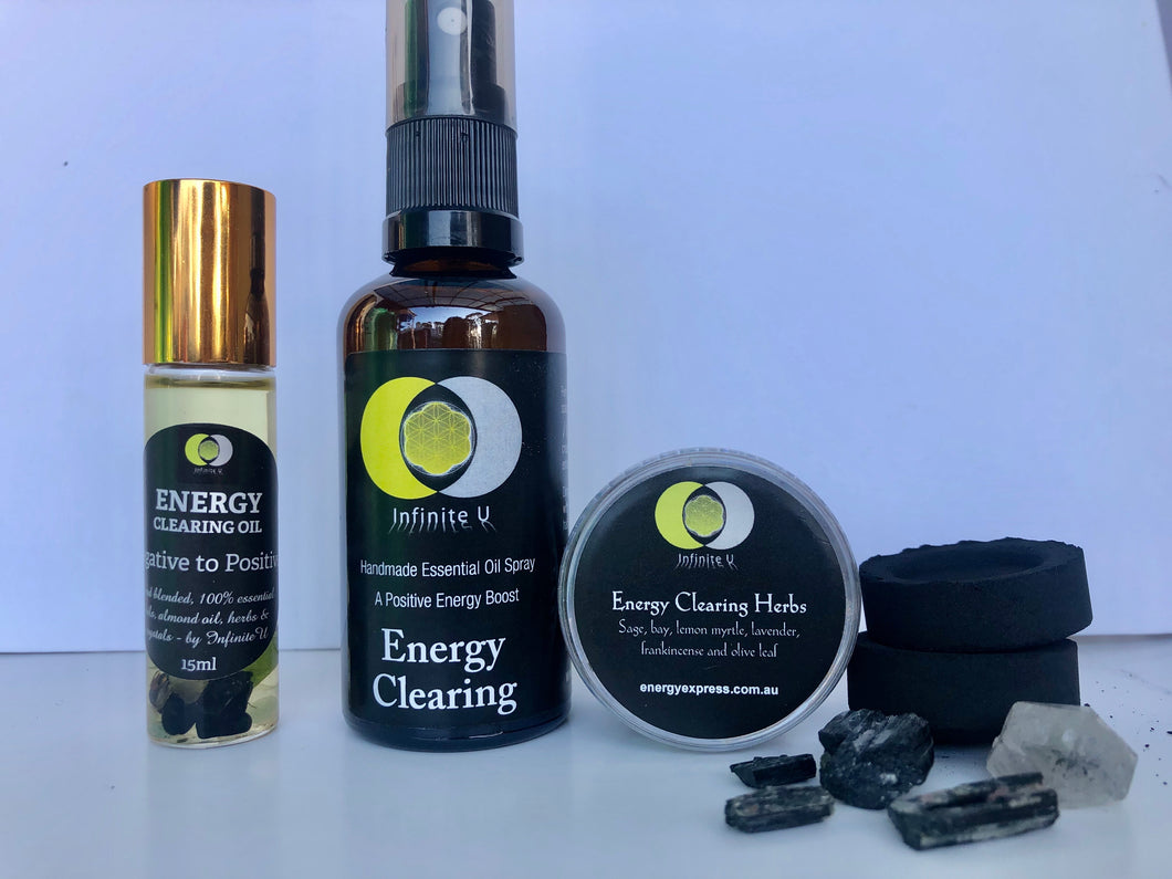 Home Energy Clearing Set