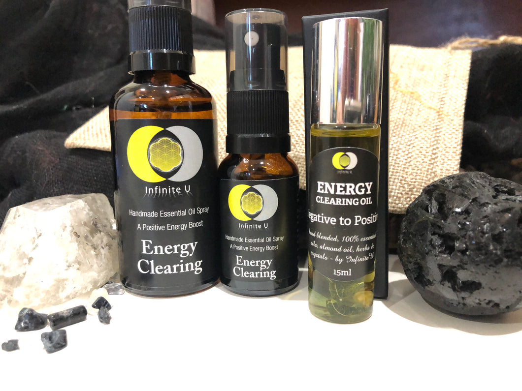 Energy Clearing Express Set