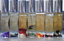 Load image into Gallery viewer, Chakra Roll on - Mystic beauty Oil Set / Individual