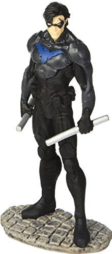 Batman Bad Blood Limited Edition Gift Set Blu-Ray Nightwing Figure Front.Jpg