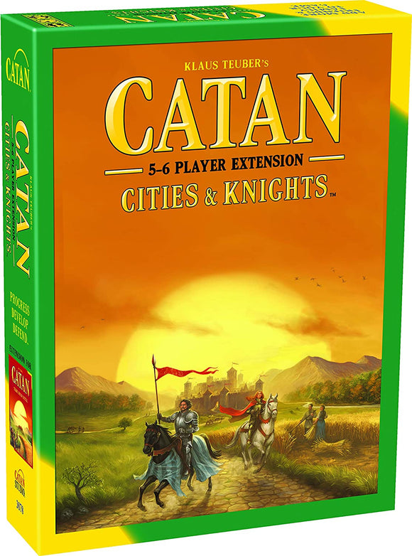 Cities & Knights 5-6 Box Art Front.Jpg