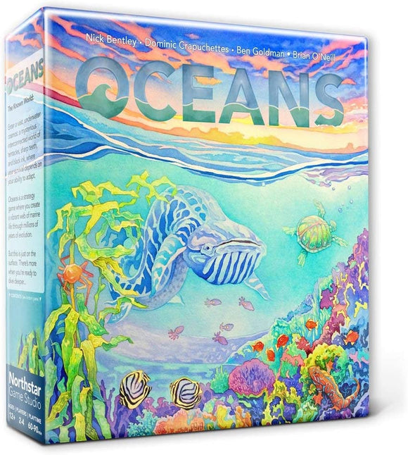 Evolution Oceans Deluxe Edition Box Art Front.Jpg