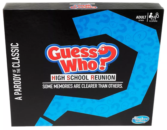 Guess Who High School Reunion Adult Parody Game Box Art Front.Png