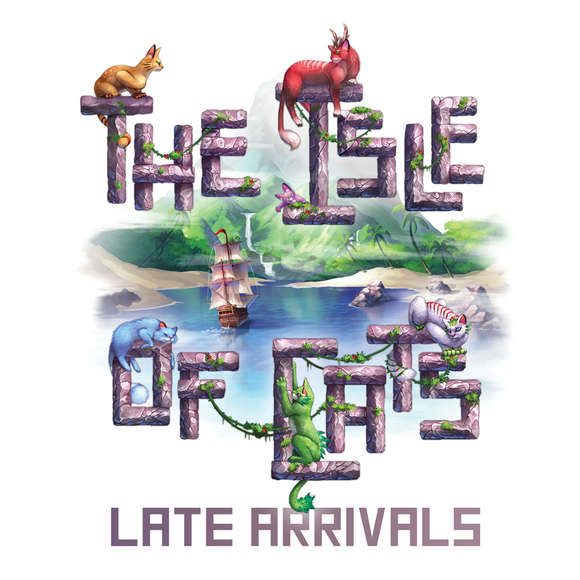 Late Arrivals Box Art Front.Png