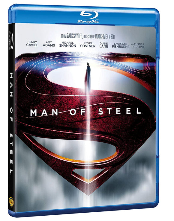Man Of Steel Blu-Ray Front.Jpg