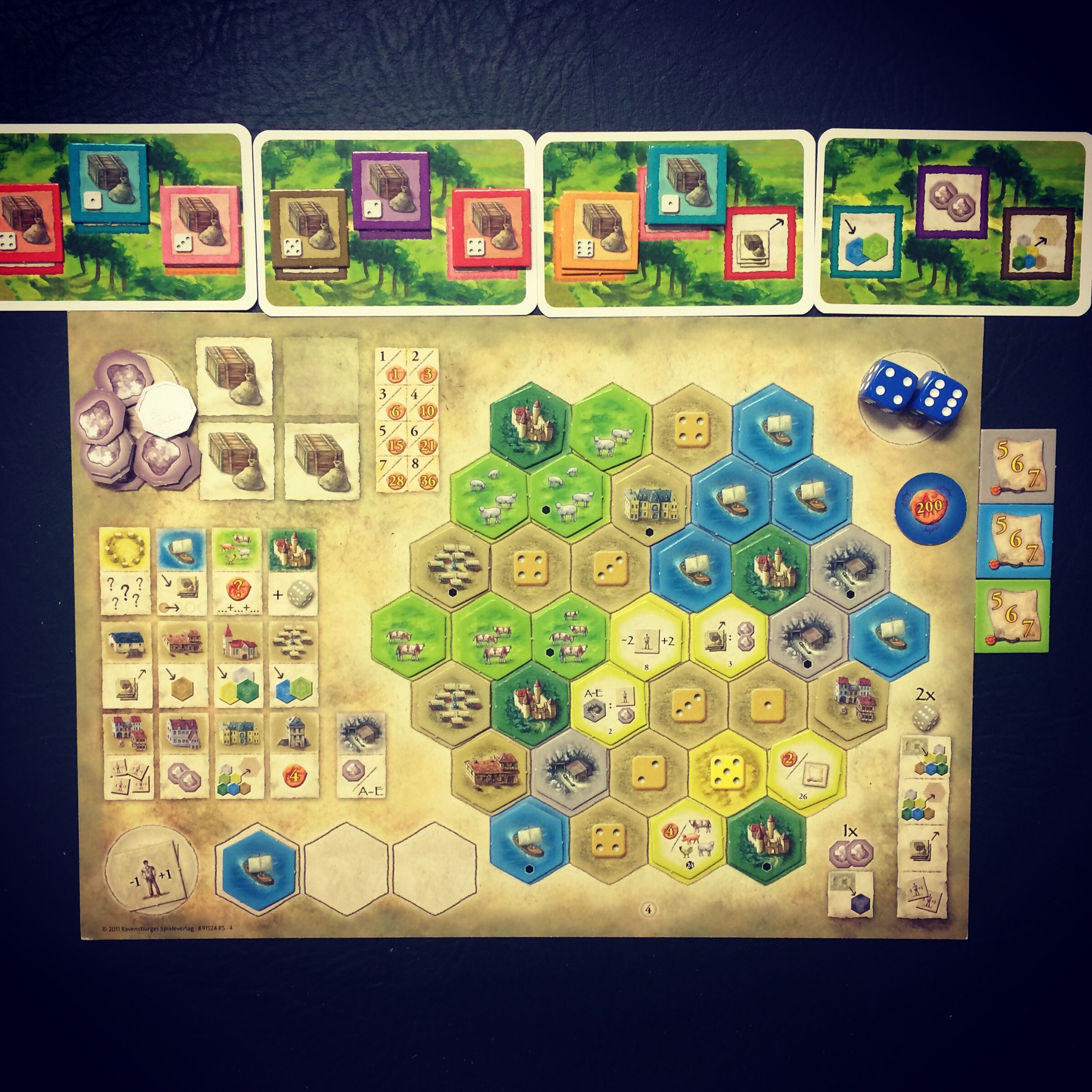 The Castles Of Burgundy The Trading Routes Game.Jpg