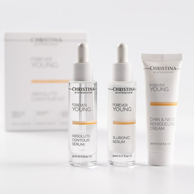 Forever Young Chin and Neck Remodelling Cream