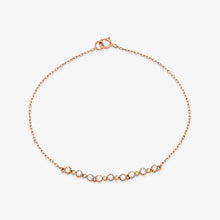Load image into Gallery viewer, Diamond Chain Bracelet - estellacollection
