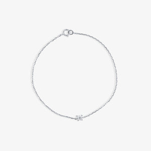 Diamond Chain Bracelet - estellacollection