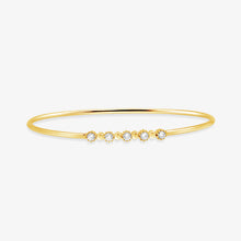 Load image into Gallery viewer, Diamond Bangle Bracelet - estellacollection