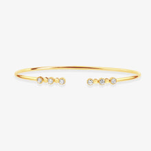 Load image into Gallery viewer, Diamond Cuff Bracelet - estellacollection