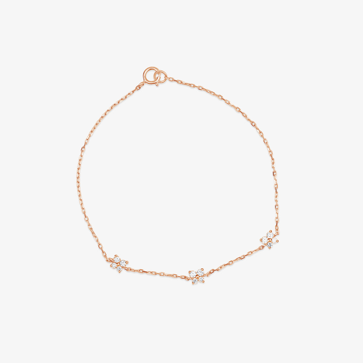Diamond Tennis Bracelet - estellacollection