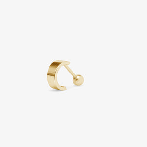 Mini Huggie Cuff Hoop Earring | 14k Gold | Gifts For Women