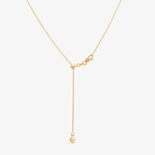 Load image into Gallery viewer, Double Wrap Medallion Pendant Necklace in 14k Yellow Gold - Engravable