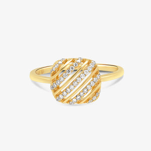 Diamond Engagement Ring - estellacollection