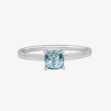 Load image into Gallery viewer, Women Blue Topaz Gemstone Ring - estellacollection
