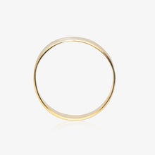 Load image into Gallery viewer, Women's Brushed Finish 14k Gold Wedding Band - estellacollection