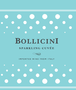 Bollicini Sparkling Cuvee(Italy)Nv Cans 12/4/250ml