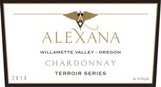 Alexana Chardonnay Terroir Series (Willamette) 15