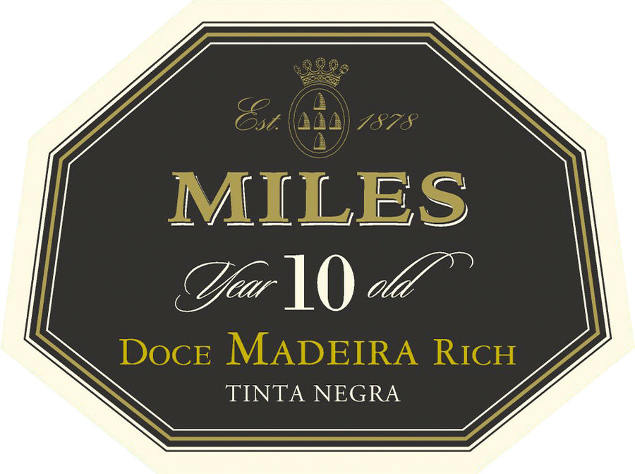 Miles 10 Year Old Rich Madeira