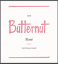 Butternut Rose` (Temp/Syrah, C.Coast) 18