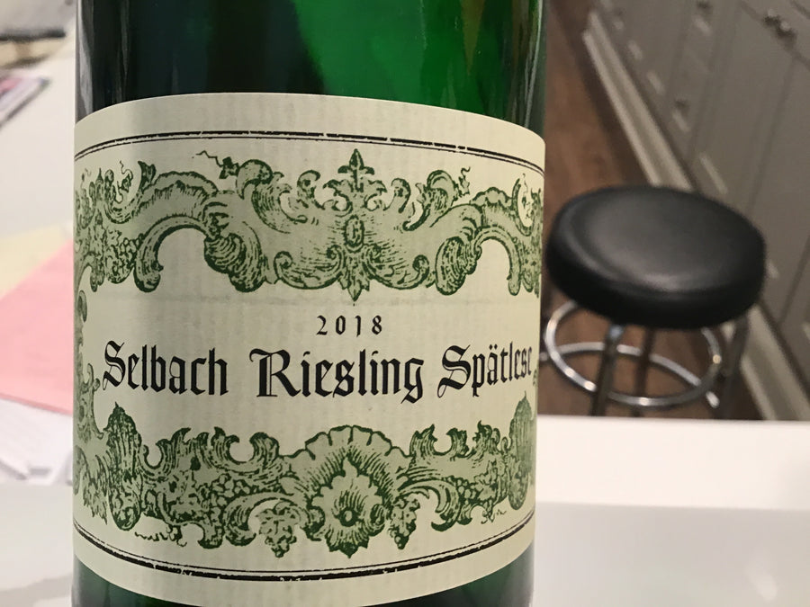 Selbach Riesling Spatlese